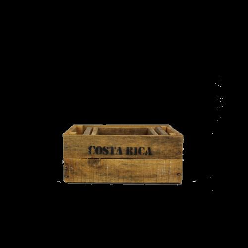 Mini set of crates